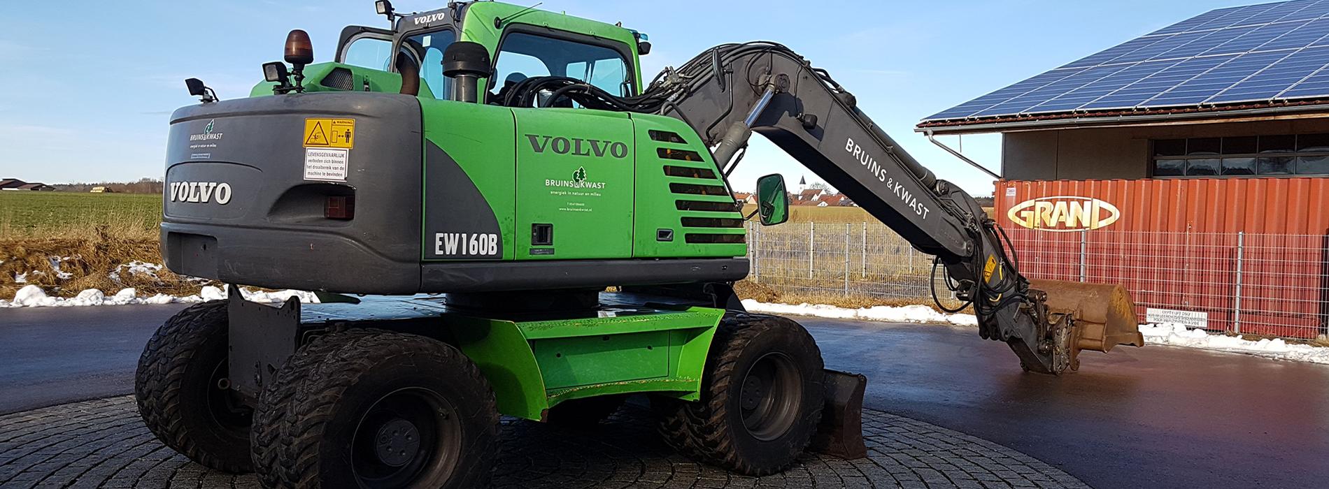Inchiriere excavator, buldoexcavator, miniexcavator valcea
